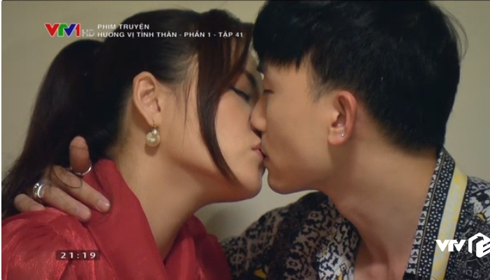 'Hương vị tình thân' tập 41: Bà Xuân 'phát điên' khi Huy tuyên bố sẽ cưới Thy - 1