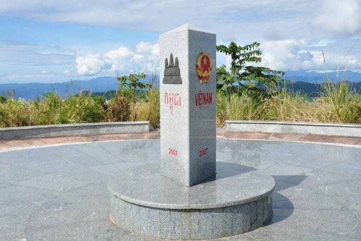 Ngã ba đặc biệt nhất Việt Nam: Nơi ngắm được toàn cảnh 3 nước Đông Dương một lúc - 2