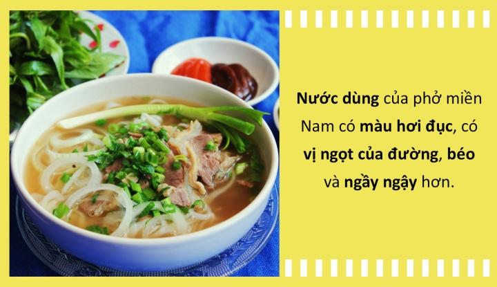 Phở Sài Gòn phải ăn kèm giá - rau thơm và sự khác biệt với phở Hà Nội, Nam Định - 5
