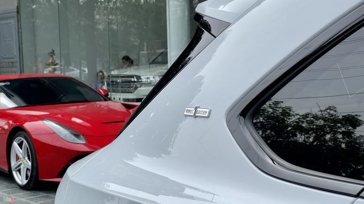 Bentley Bentayga V8 2021 với nội thất màu đặc biệt tại Việt Nam - 9