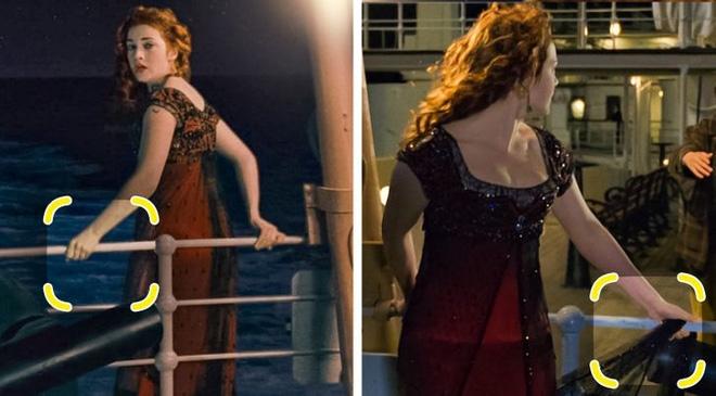 Khán giả 'bóc' 7 lỗi sai của  siêu phẩm điện ảnh Titanic - 4
