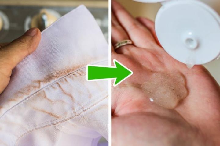 Mẹo làm sạch 10 loại vết bẩn chỉ trong nháy mắt - 5