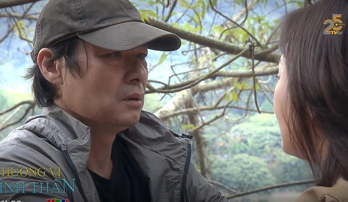 'Hương vị tình thân' tập 44: Nam nhận ra ông Sinh là bố ruột?