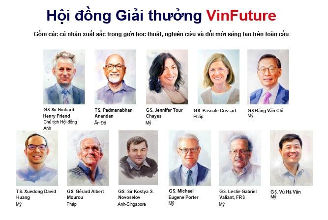Giải thưởng VinFuture hút hàng nghìn nhà khoa học: Sứ mệnh đặc biệt của Vingroup