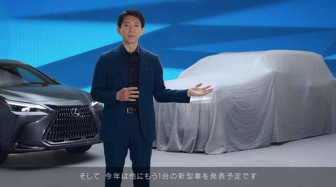 Lexus LX 600 sắp ra mắt thay thế LX 570 - 1