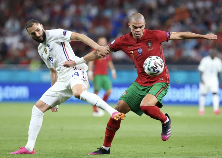 Nhận định bóng đá Bỉ vs Bồ Đào Nha EURO 2020 - 1