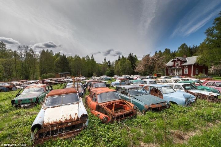 10 nghĩa địa ô tô lớn nhất thế giới - 9