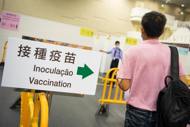 بیش از 40٪ از جمعیت چین واکسیناسیون COVID-19-1 را انجام داده اند