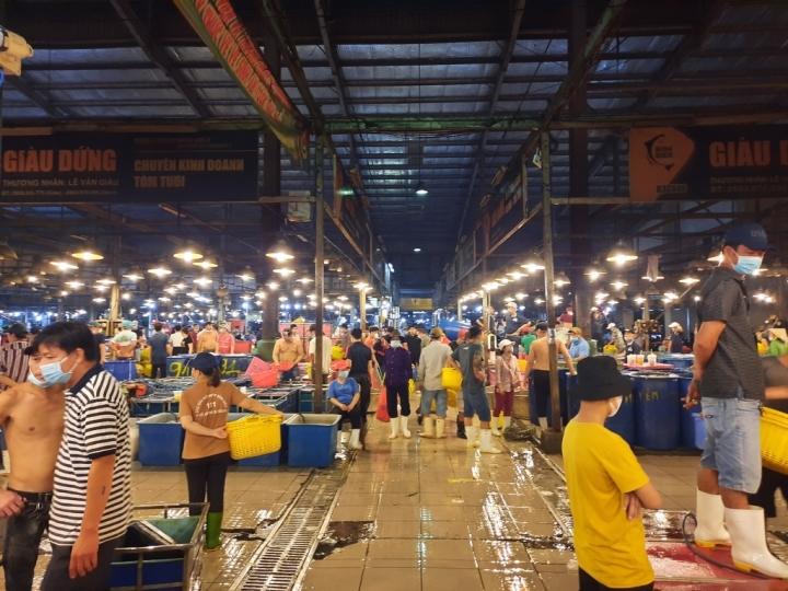TP.HCM tìm người từng đến chợ Trường Thạnh và chợ Bình Điền - 1