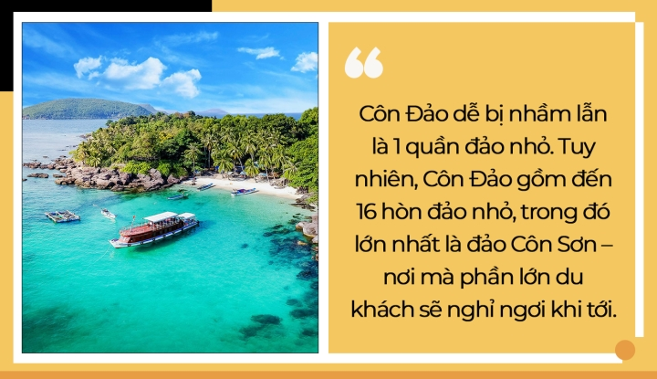 Mấy ai biết tên gọi Côn Đảo có nguồn gốc từ nước ngoài với ý nghĩa khá lạ - 1