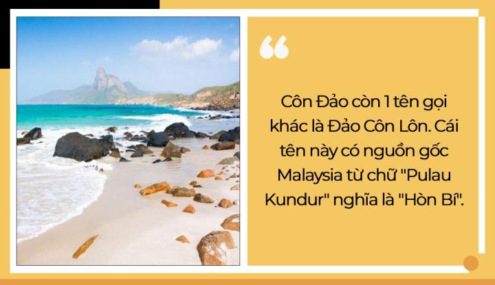 Mấy ai biết tên gọi Côn Đảo có nguồn gốc từ nước ngoài với ý nghĩa khá lạ - 2
