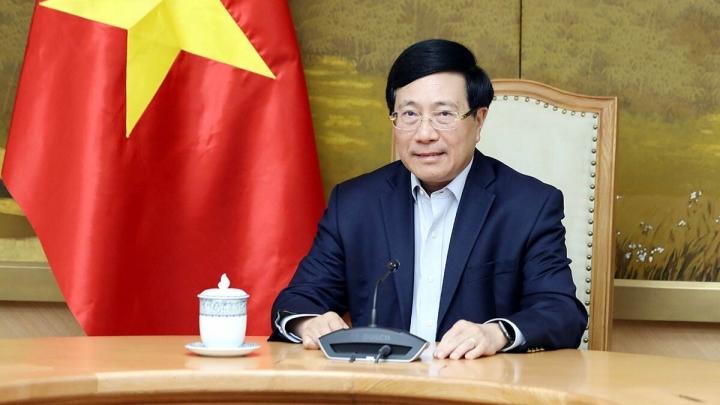 ایالات متحده متعهد به ادامه حمایت از ویتنام با واکسن COVID-19-1 است