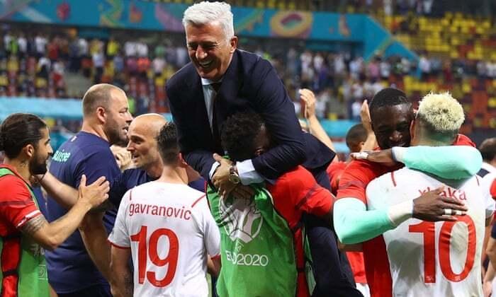EURO 2020 ngày 2/7: Thuỵ Sĩ sẵn sàng gây bất ngờ, Mourinho trổ tài dự đoán - 1