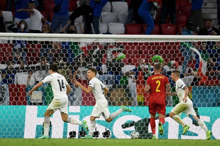 Italy vào bán kết EURO: Viên đạn pháo xuyên thủng thành trì bảo thủ  - 3