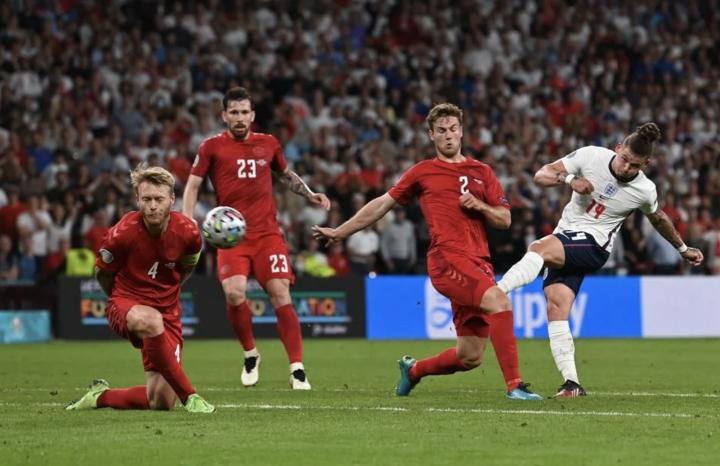 Thắng Đan Mạch trong hiệp phụ, Anh đấu Italy ở chung kết EURO 2020 - 3