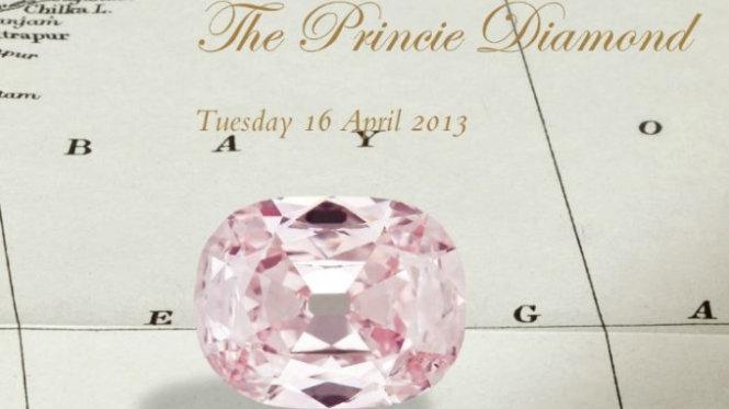 7 viên kim cương đắt nhất từng được bán đấu giá - 6