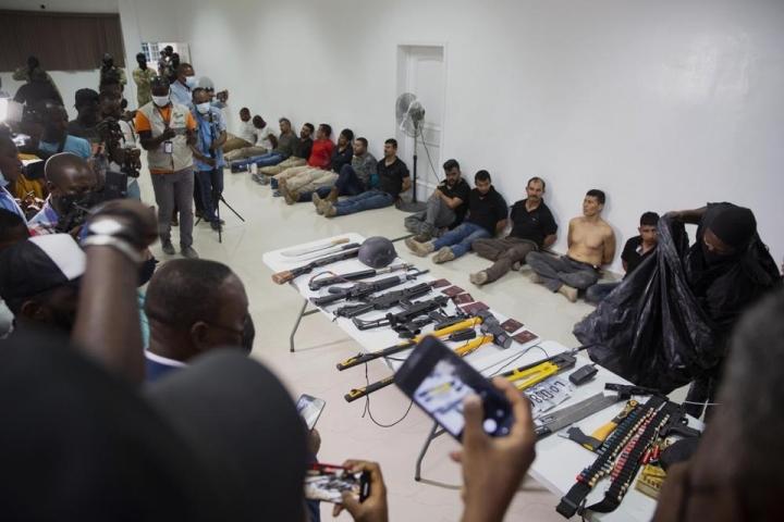 مظنون ترور رئیس جمهور هاییتی چه شهادت می دهد؟  - اولین