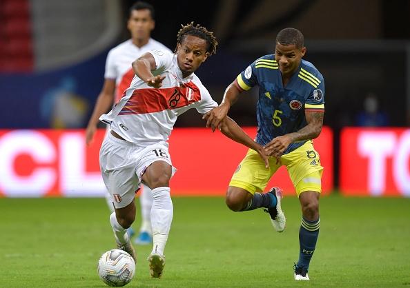 Ghi bàn phút cuối, Colombia giành hạng 3 Copa America 2021 - 1