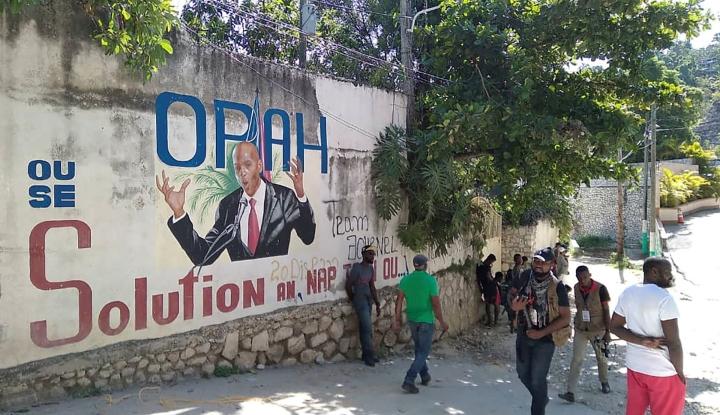 رئیس جمهور هائیتی ترور شد: آخرین جزئیات - 1