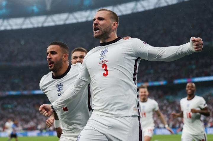 Đánh bại Anh trên chấm luân lưu 11m, Italy vô địch EURO 2020 - 1