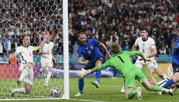 Đánh bại Anh trên chấm luân lưu 11m, Italy vô địch EURO 2020 - 2