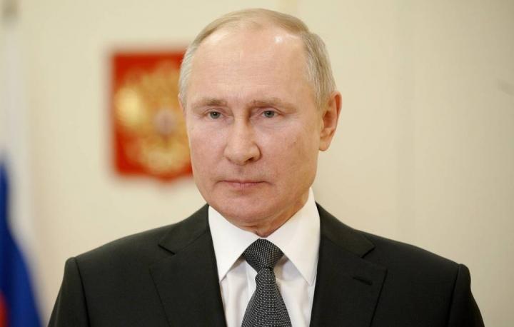 رئیس جمهور پوتین: روسیه