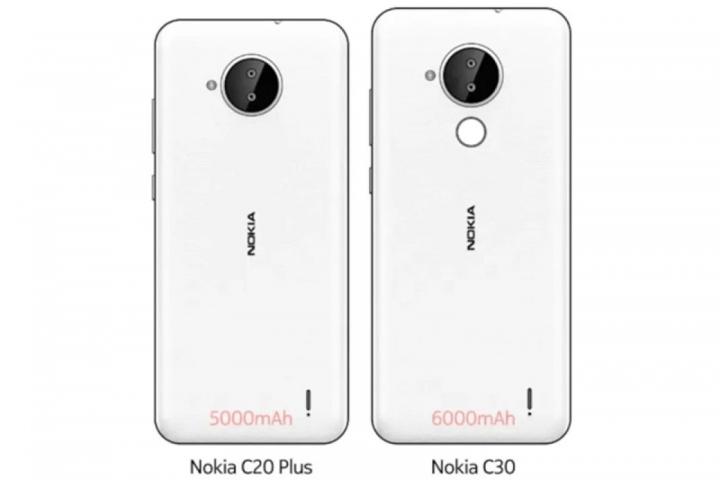 Nokia C30 lộ diện với màn hình lớn, pin khủng - 1
