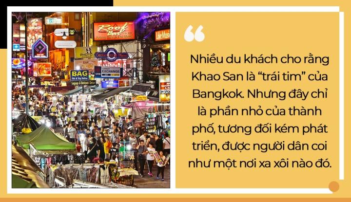 Cả thế giới đều gọi thủ đô của Thái Lan là Bangkok, nhưng dân bản địa thì không - 2