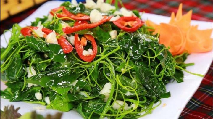 Rau bò khai - món ăn có tên lạ lùng nhưng lại là đặc sản của Lạng Sơn - 5