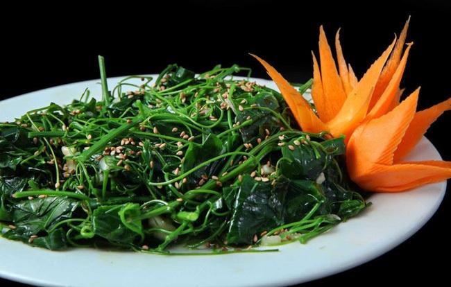 Rau bò khai - món ăn có tên lạ lùng nhưng lại là đặc sản của Lạng Sơn - 4