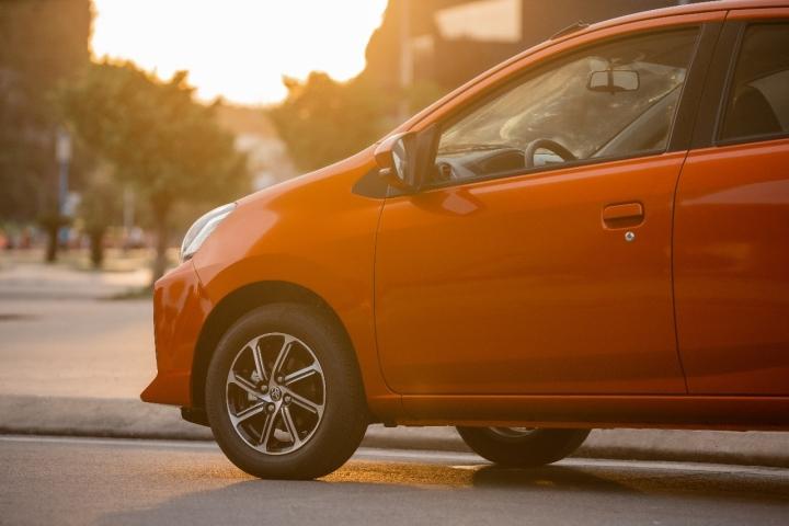 Toyota Wigo mang ưu thế nổi trội ở phân khúc xe hạng A - 1