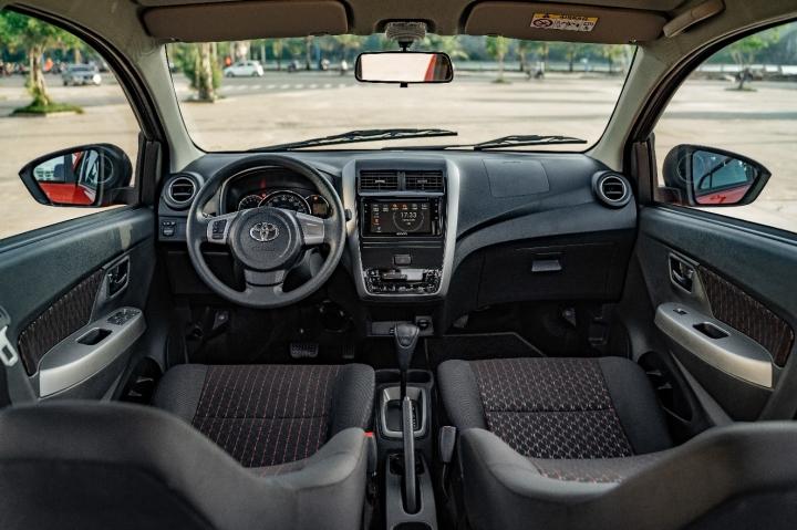 Toyota Wigo mang ưu thế nổi trội ở phân khúc xe hạng A - 2