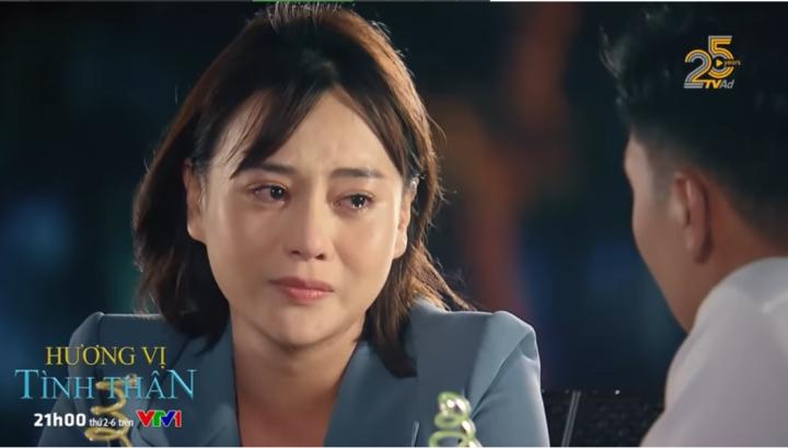 'Hương vị tình thân' tập 65: Nam khóc hỏi Long 'anh cũng thấy em không xứng à?' - 1