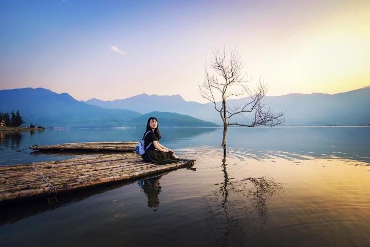 'Nàng thơ xứ Huế' đẹp mơ màng dưới mọi góc ảnh, sau dịch phải đến ngay xả stress - 8