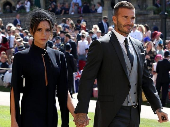 Ảnh: Nhìn lại 22 năm hôn nhân của David Beckham - Victoria