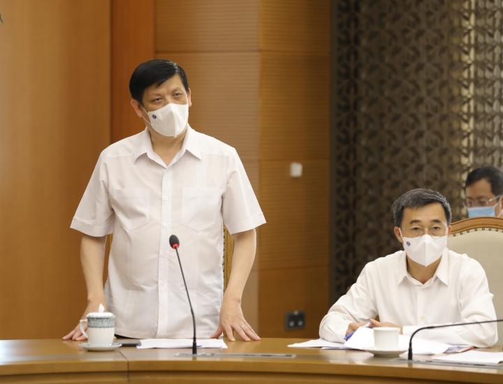 Bộ trưởng Y tế: 'Nhiều bệnh nhân ra viện và thoát khỏi tình trạng nặng'