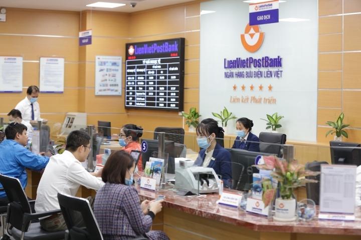 LienVietPostBank đạt kết quả kinh doanh khả quan 6 tháng đầu năm 2021 - 1