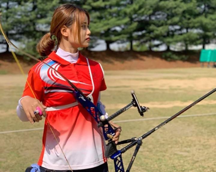 Cung thủ xinh đẹp mở màn Olympic Tokyo cho thể thao Việt Nam - 1