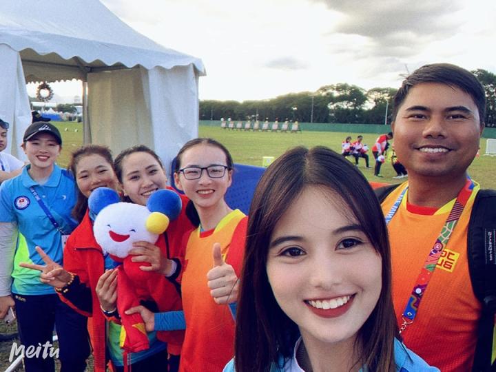 Cung thủ xinh đẹp mở màn Olympic Tokyo cho thể thao Việt Nam - 2