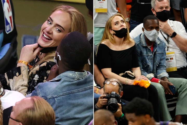 'Họa mi nước Anh' Adele hẹn hò với quản lý? - 1