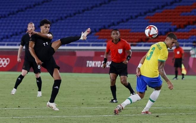 Olympic Tokyo: Richarlison tỏa sáng, Brazil nhấn chìm Đức - 3