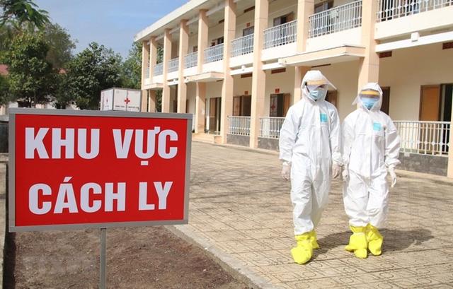 Hai nhân viên khu cách ly tập trung Vĩnh Phúc dương tính SARS-CoV-2