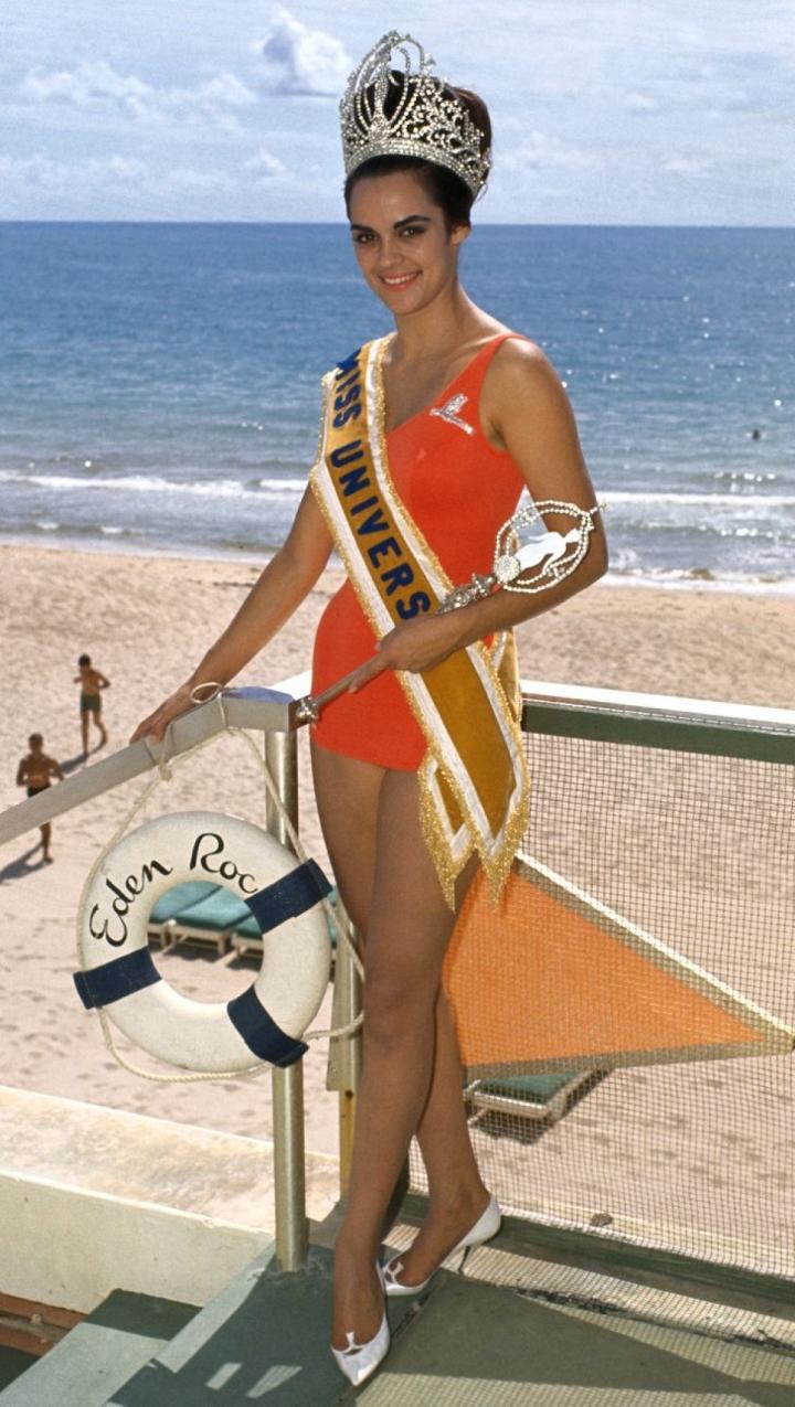 Nhan sắc các Hoa hậu Hoàn vũ từ năm 1959 đến nay - 2