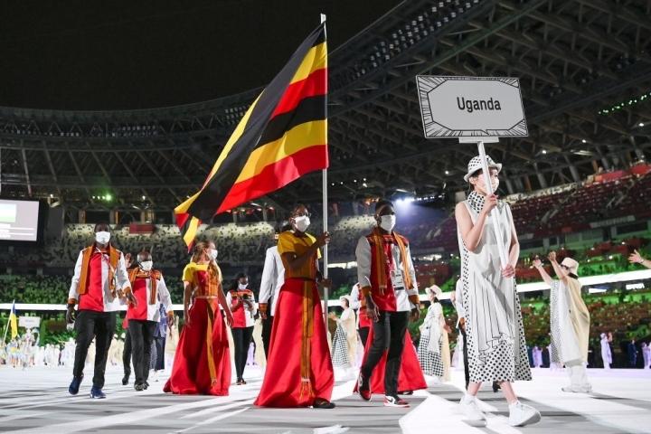Olympic Tokyo 2020: Lễ khai mạc rực rỡ, Naomi Osaka thắp đài lửa - 11