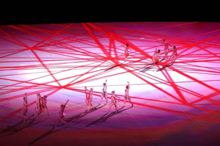 Olympic Tokyo 2020: Lễ khai mạc rực rỡ, Naomi Osaka thắp đài lửa - 6