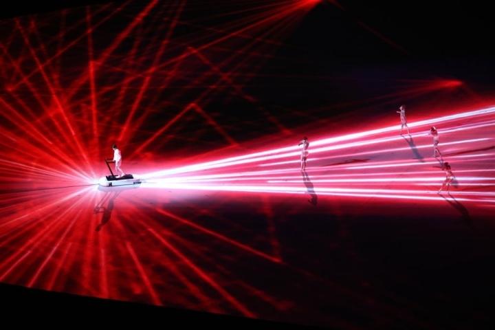 Olympic Tokyo 2020: Lễ khai mạc rực rỡ, Naomi Osaka thắp đài lửa - 9