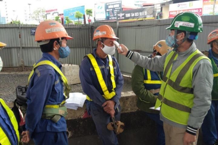 Hà Nội yêu cầu ngừng thi công xây nhà, công trình dân dụng
