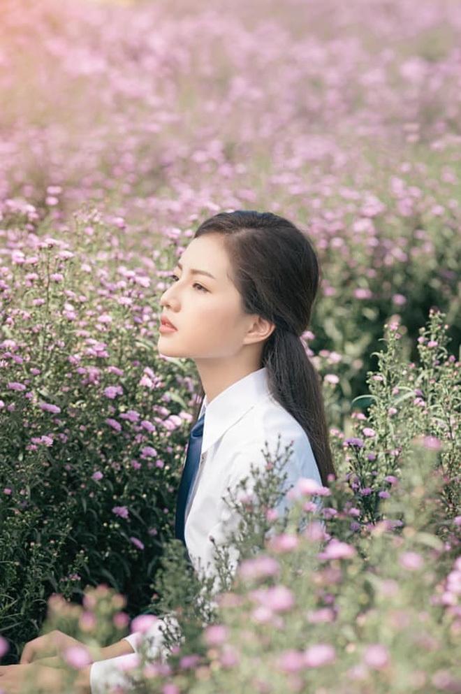 Vẻ đẹp dịu dàng của diễn viên đóng Diệp trong 'Hương vị tình thân' phần 2 - 3