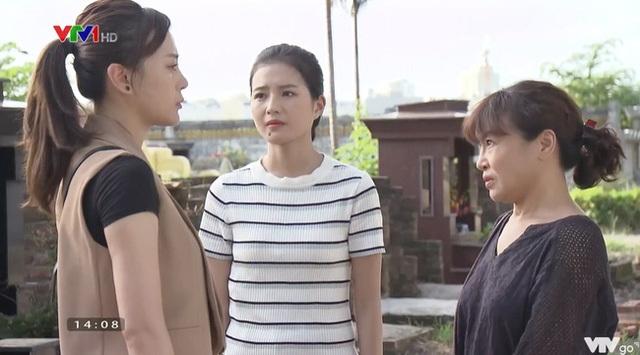 Vẻ đẹp dịu dàng của diễn viên đóng Diệp trong 'Hương vị tình thân' phần 2 - 2