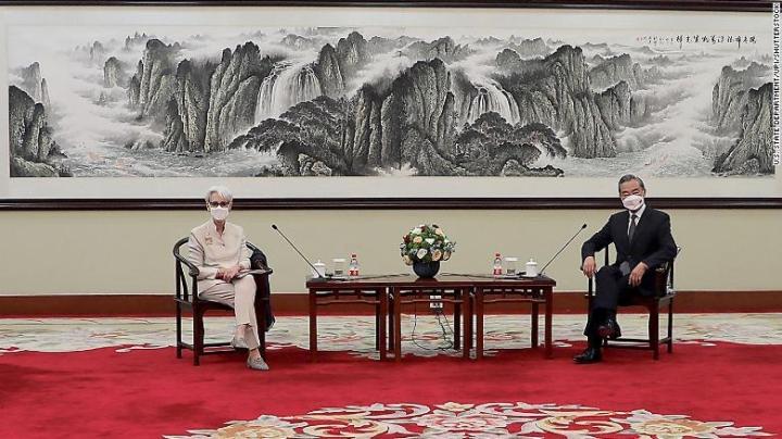 'Đóng đinh' lập trường, quan hệ Mỹ - Trung Quốc bế tắc sau cuộc gặp Thiên Tân - 4